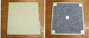 スペック畳の裏表