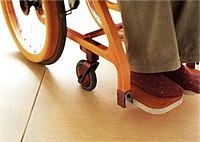 車いすでも傷がつきにくい機能性を付加したスペック畳